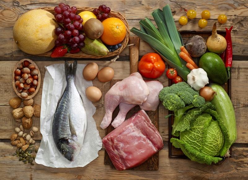Перечень разрешенных продуктов при диете