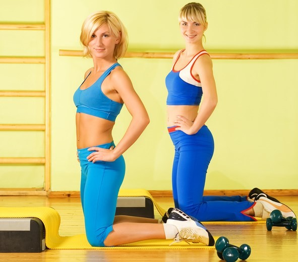 Как убрать жир с коленей - питание, упражнения, процедуры