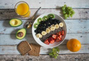 Варианты завтраков при правильном питании