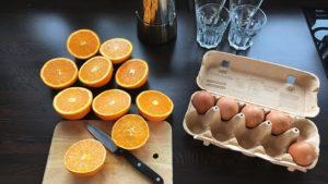 """Диета """"Яйца и апельсины"""": 4 недели и вы забудете о лишних килограммах"""