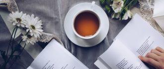С чем пить чай при правильном питании