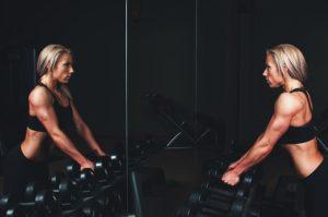 Диета для похудения мышц