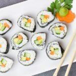 Можно ли есть суши на диете
